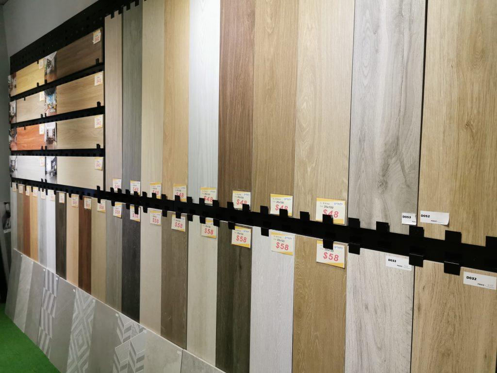 木紋地磚款式